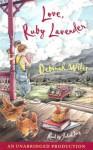 Love, Ruby Lavender - Deborah Wiles, Judith Ivey