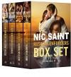 Russian Enforcers Box Set 2 (Books 4-6) - Nic Saint