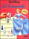 Cenicienta, La - Cuento Con Stickers - Walt Disney Company