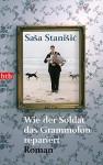 Wie der Soldat das Grammofon repariert: Roman - Saša Stanišić