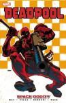 Deadpool: Space Oddity - Sheldon Vella, Bong Dazo, Carlo Barberi, Daniel Way