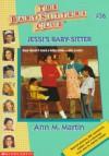 Jessi's Baby-sitter (The Baby-Sitters Club, #36) - Ann M. Martin