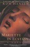 Mariette in Ecstasy - Ron Hansen