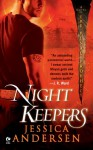 Night Keepers (Night Keepers, #1) - Jessica Andersen