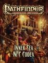 Pathfinder Campaign Setting: Inner Sea NPC Codex - F. Wesley Schneider, John Compton, Paris Crenshaw, Adam Daigle, Josh Foster, Rob McCreary, Mark Moreland, Russ Taylor