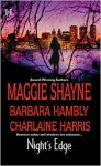 Night's Edge (Mass Market) - Barbara Hambly, Maggie Shayne, Charlaine Harris