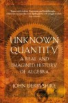 Unknown Quantity: A Real And Imagined History Of Algebra - John Derbyshire