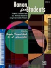 Hanon for Students, Bk 2: 7 Varied Exercises from the Virtuoso Pianist for Early Intermediate Pianists - Alfred Publishing Company Inc.