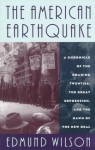 The American Earthquake - Edmund Wilson, Alfred Kazin