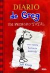 Diario de greg 1: un pringao total (Spanish Edition) - Jeff Kinney, MORAN ORTIZ, ESTEBAN