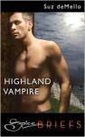 Highland Vampire - Suz deMello
