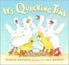 It's Quacking Time! - Martin Waddell, Jill Barton