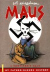 Maus: A Survivor's Tale: My Father Bleeds History  - Art Spiegelman