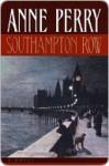 Southampton Row (Charlotte & Thomas Pitt, #22) - Anne Perry