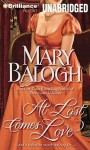 At Last Comes Love (Huxtable Quintet #3) - Mary Balogh