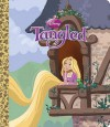 Disney's Tangled (Golden Board Book) - Ben Smiley, Victoria Ying