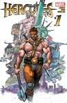 Hercules (2015-) #1 - Dan Abnett, Luke Ross, Clay Mann