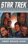 Star Trek Archives Vol. 4: Best of Deep Space Nine - Lurene Haines, Mike W. Barr, Gordon Purcell, Rob Davis