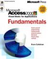 Microsoft Access 2000 VBA Fundamentals/Mastering Set - Evan Callahan, Microsoft Corporation, Microsoft Press