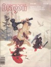 "DRAGON #119 (Magazine - March 1987) "" Druids and Nature, The beastmaster NPC, D&D Immortals Game"" - Roger E. Moore"