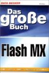 Das Große Buch Flash Mx. Trailer, Banner, Fotoshow, Navigation, Action Script - Michael Gradias