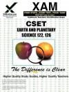 CSET Earth Science 122, 126 - Sharon Wynne