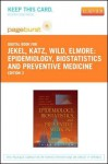 Epidemiology, Biostatistics and Preventive Medicine - Pageburst E-Book on Vitalsource (Retail Access Card) - James F. Jekel, David L. Katz, Dorothea Wild, Joann G. Elmore