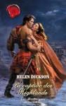 La captive des Highlands (Historiques #394) - Helen Dickson