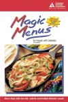 Magic Menus for People with Diabetes - American Diabetes Association