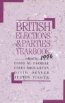 British Elections and Parties Yearbook - David Denver, Justin Fisher, David Broughton