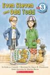 Even Steven And Odd Todd (level 3) - Kathryn Cristaldi, Henry Morehouse, Marilyn Burns
