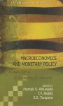 Macroeconomics and Monetary Policy: Issues for a Reforming Economy - Montek Singh Ahluwalia, Y.V. Reddy, S.S. Tarapore