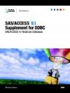 SAS/Access 9.1 Supplement for ODBC (SAS/Access for Relational Databases) - SAS Institute, SAS Institute