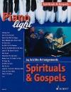 Piano Light: Spirituals & Gospels - H. Luedeman, Hal Leonard Publishing Corporation