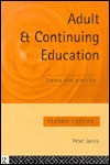Adult and Continuing Education - Peter Jarvis