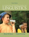 Concise Introduction to Linguistics, a Plus Mysearchlab with Etext -- Access Card Package - Bruce M. Rowe, Diane P. Levine