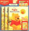 Story Reader Winnie the Pooh 3-Book Library: No Rumbly in Pooh s Tumbly; Piglet Hears an Echo; Pooh s Windy Day - Editors of Story Reader, Editors of Story Reader
