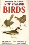 Handbook of Common New Zealand Birds - Janet F.C. Kinsky, C.J.R. Robertson, Janet Marshall