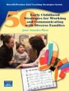 50 Early Childhood Strategies for Working and Communicating with Diverse Families - Janet Gonzalez-Mena