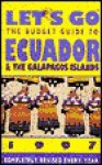 Let's Go Ecuador and the Galapagos Islands - Let's Go Inc.