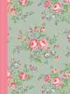 Cath Kidston Fabric Covered Journal - Cath Kidston