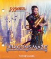 Magic the Gathering: Dragon's Maze Player's Guide - Wizards of the Coast, Eric Deschamps, Jaime Jones, Sam Stoddard, Slawomir Maniak, Willian Murai, Karla Ortiz, Chase Stone, Jason Chan, Aleksi Briclot, Adam Paquette, Tyler Jacobson, James Ryman, Mark Winters, Mike Bierek, Terese Nielsen, David Rapoza