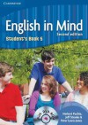 English in Mind Level 5 Student's Book with DVD-ROM - Herbert Puchta, Jeff Stranks, Peter Lewis-Jones