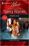 Power Play (Harlequin Blaze, #502) - Nancy Warren