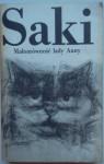 Małomówność lady Anny i inne opowiadania - Saki