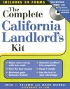 The Complete California Landlord's Kit [With CDROM] - John Talamo, Mark Warda
