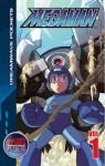 Mega Man Volume 1 Pocket Book - Brian Augustyn