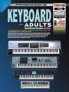 Progressive Keyboard for Adults Bk/CD/DVD - Peter Gelling