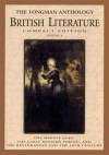 The Longman Anthology Of British Literature - David Damrosch, Christopher Baswell, Clare Carroll