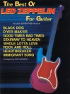The Best of Led Zeppelin for Guitar: Includes Super Tab Notation - Led Zeppelin